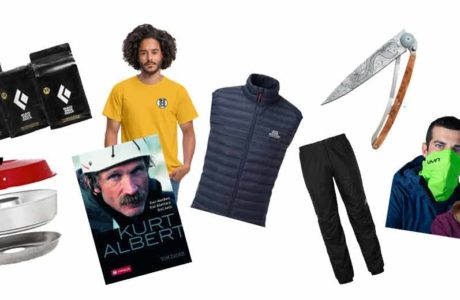 Gift ideas for climbers and boulderers - You are spot on