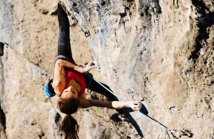 Laura Rogora klettert mit The Bow schon wieder 9a+