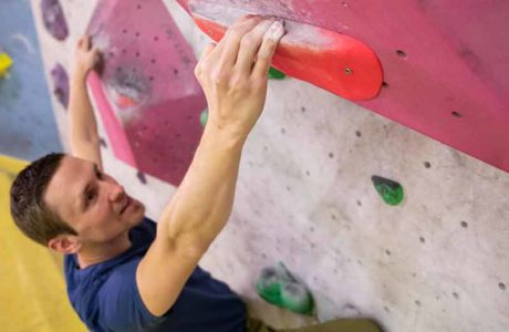 Tips for climbing-specific training