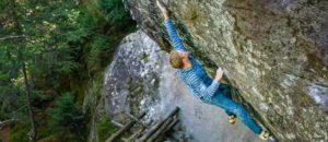 Video: Jakob Schubert bouldert La Force Tranquille Direct (8c)