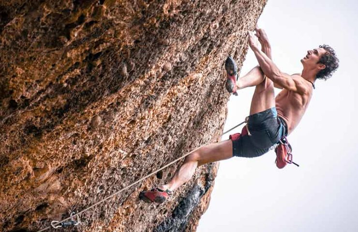 What does Ondra do when he's not planning: unwind 9a's