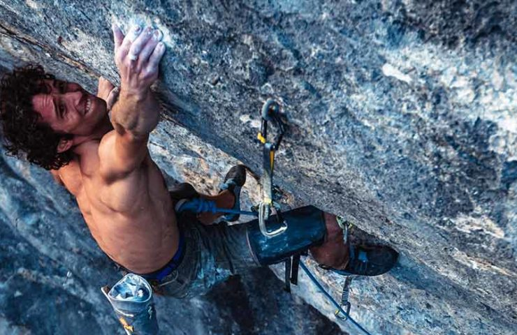 Alex Rohr in an interview about the first ascent of The Back of Beyond (9a)