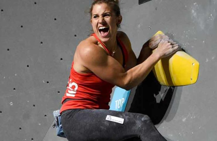 Climbing confirmed as an Olympic discipline in 2024