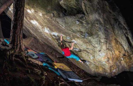 Martin Keller klettert 18-Jahre-Projekt Dreamtime in Cresciano