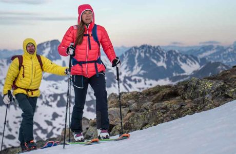 More comfort: ST Rotation 10 ski touring binding from Dynafit