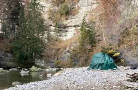 Microaventura: construir una sauna por el precio de la entrada al gimnasio de escalada