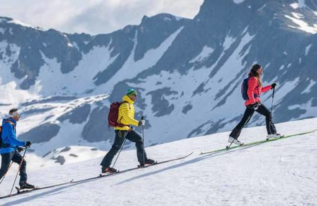 Ski touring-for-beginners - tips-to-get-started