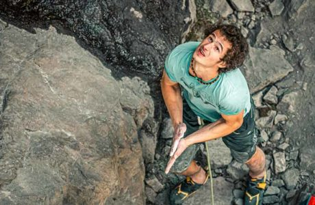 Adam Ondra's holiday schedule? Climb hard routes onsight
