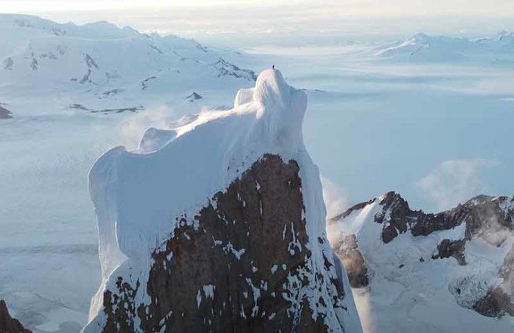Eindrückliche Aufnahmen: Cerro Torre in 4K-Auflösung