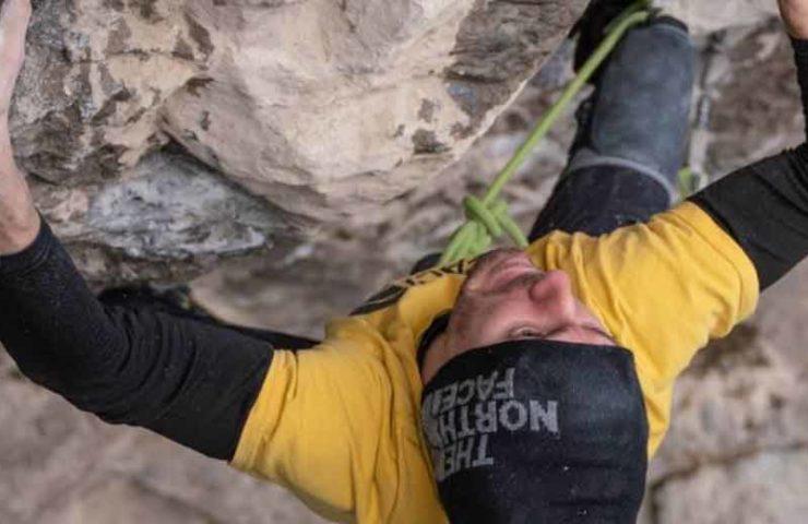 Stefani Ghisolfi klettert Erebor (9b/+) - die schwerste Route Italiens