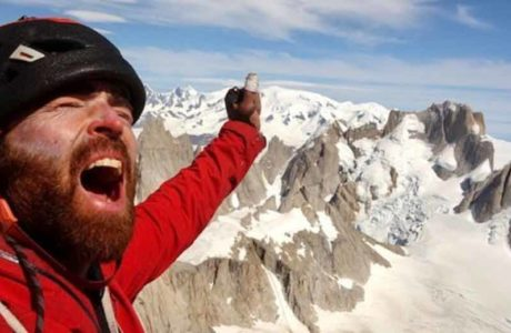 Sean Villanueva begeht The Moon Walk Traverse solo