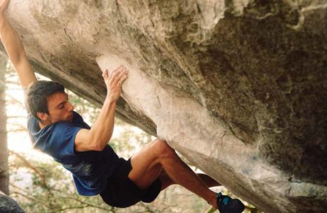 Simon Lorenzi opens the second 9a boulder in the world: Soudain Seul