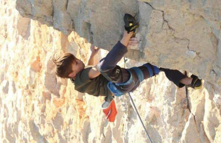 11-jähriger Théo Blass punktet Super Samson (8c)