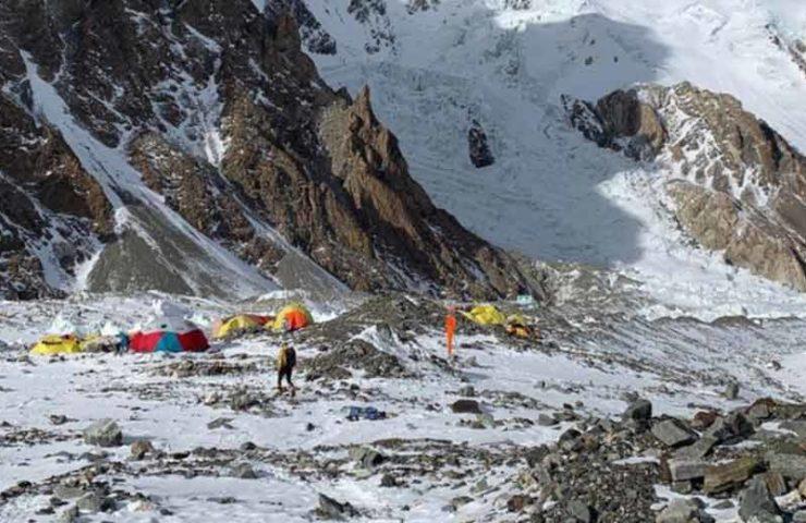 Chaos am K2 - dem zweithöchsten Berg der Welt