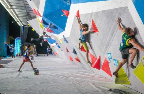 Corona 2021: IFSC postpones competitions