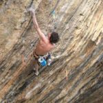Dave Graham scores First Ley (9a +)