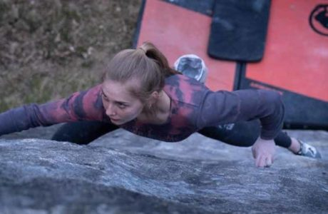 Hannah Meul: Highball-Action im Val Bavona