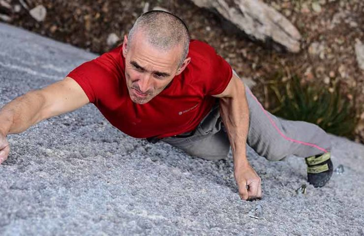 Interview: Alfredo Webber in an interview about his free solo ascent