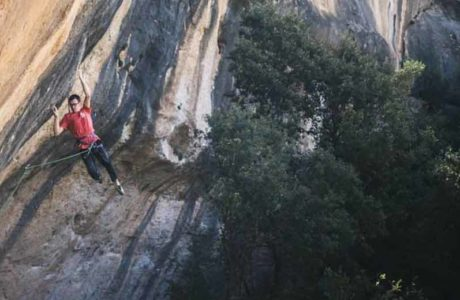 William Bosi: Erstbegehung von King Capella (9b+)