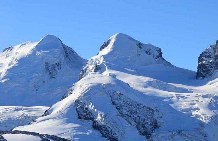 17-Jähriger Bergsteiger stürzt am Pollux ab