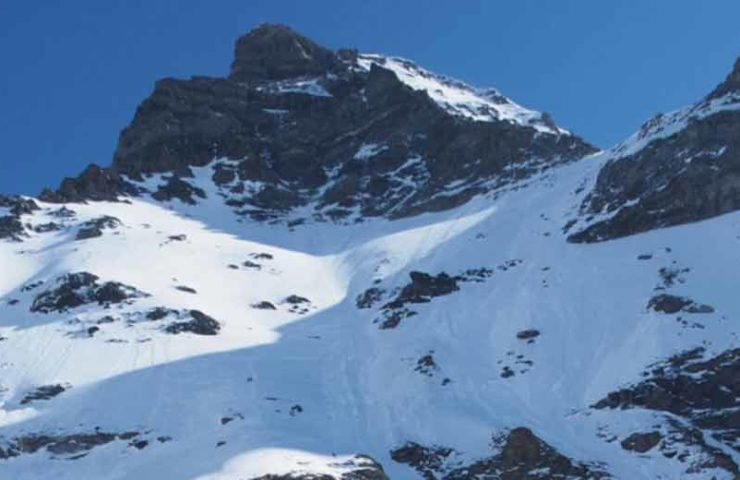 German alpinist dies in a mountain accident in Valais