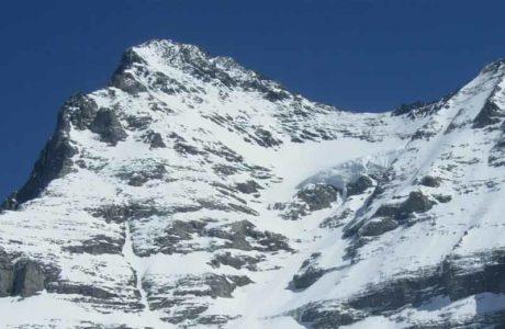 Hombre tuvo un accidente fatal mientras esquiaba por el Eiger