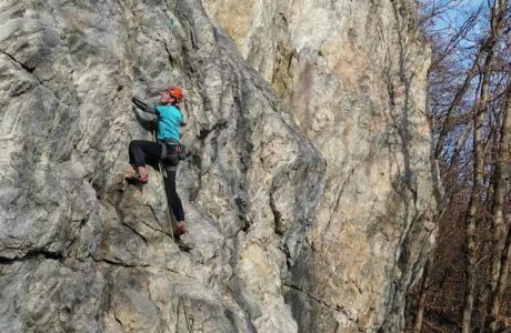 Sport climbing Ticino / Ticino: New climbing guide available