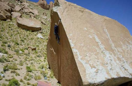 Tuzgle: An almost undiscovered bouldering paradise