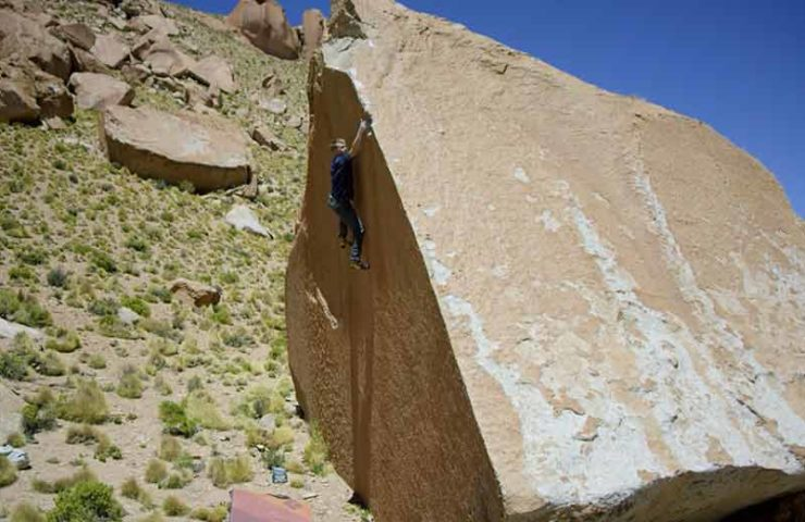 Tuzgle: Ein fast unentdecktes Boulderparadies