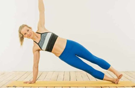Yoga series for climbers: Exercise for more shoulder stability
