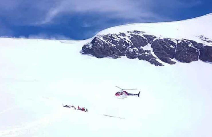 Alpinist stürzt beim Aufstieg zum Tödi in Gletscherspalte