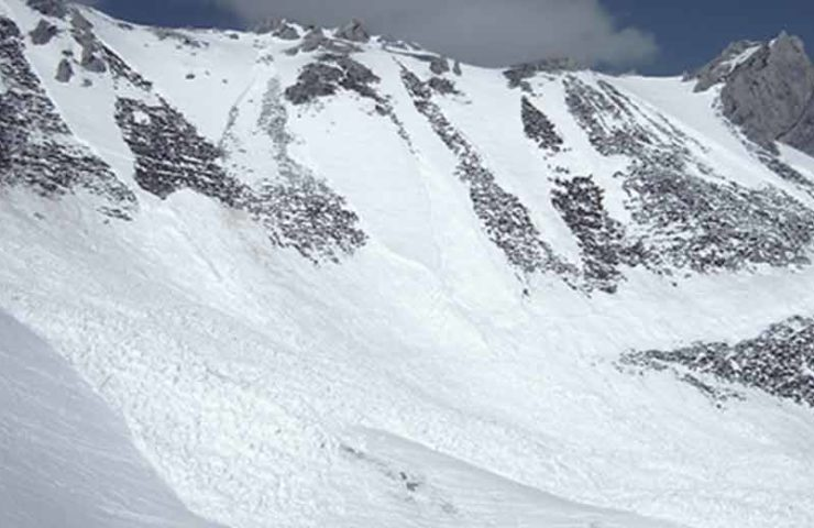 Will there be more wet snow avalanches in the future?