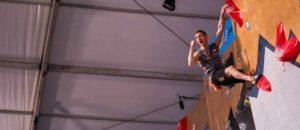 IFSC Weltcup Salt Lake City 2021: Bouldern und Speed / Live-Stream
