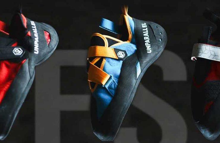 Zapatos de escalada incomparables puestos a prueba