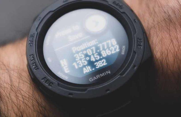 Relojes deportivos / GPS: en sintonía con los tiempos