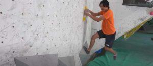 Tipps fürs Indoorklettern auf Volumen / Wettkampfstil