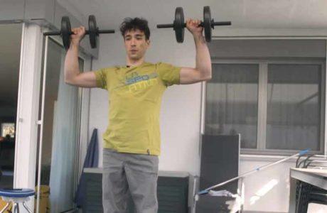 Das ultimative Oberkörper-Training zum mitmachen