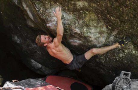 Hier kannst du Jakob Schubert fragen stellen: Mammut Climbing Talk