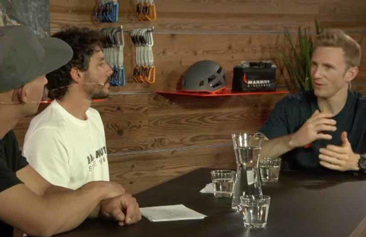 Interview: Jakob Schubert about life as a professional climber