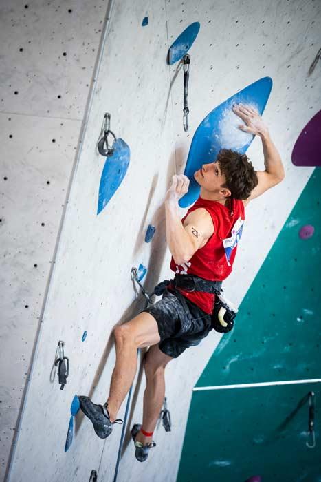Jonas Utelli belegte Rang 7 in Ostermundigen. (Bild SAC / davidschweizer.ch)