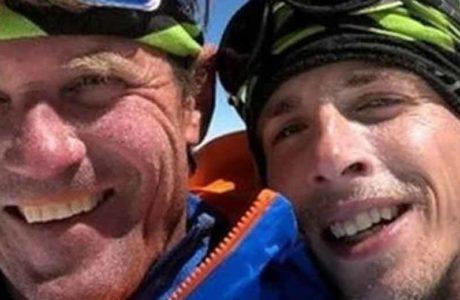 Marek Holecek and Radoslav Groh open Heavenly Trap on the Baruntse