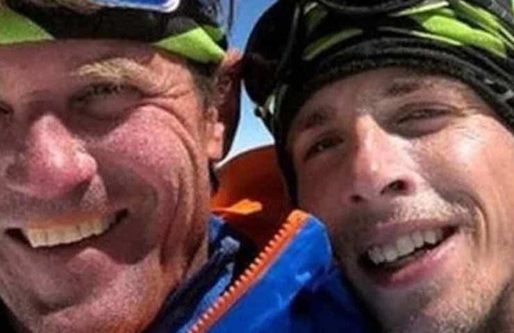 Marek Holecek und Radoslav Groh eröffnen Heavenly Trap am Baruntse