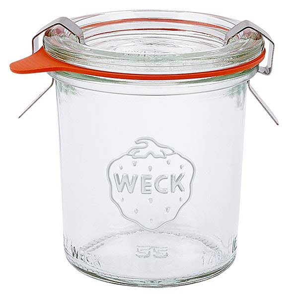 Classic jam jar from Weck.