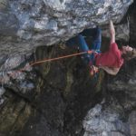Jakob Schubert comments on the Weisse Rose (9a)