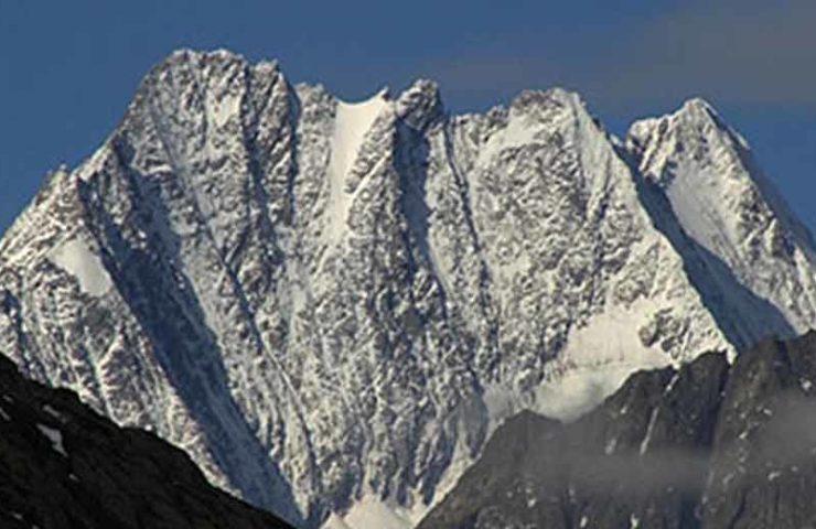 Lauteraarhorn: Zwei Alpinisten tödlich verunglückt