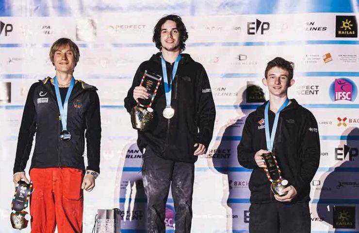 USA dominieren IFSC Weltcup in Villars