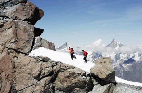 Vídeo: 18 picos de cuatro mil metros en un día