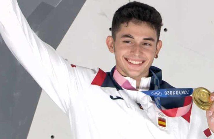 Alberto Gines Lopez gewinnt Olympia-Gold im Sportklettern