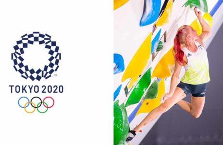 Transmisión en vivo de clasificación olímpica femenina / escalada deportiva