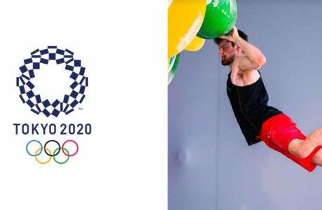Live-Stream: Olympia-Qualifikation Männer / Sportklettern
